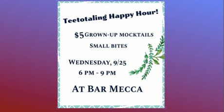 TeeTotaling Happy Hour tickets