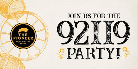 Zip Code Party at the Pioneer BBQ tickets