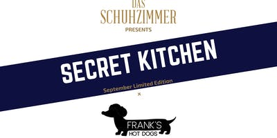 Secret Kitchen : September Limited Edition x Frank's