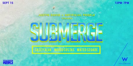 Submerge Pool Party tickets