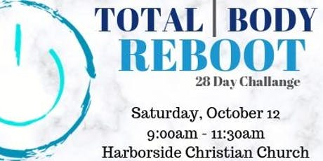 Total Body Reboot: 28 Day Challenge tickets