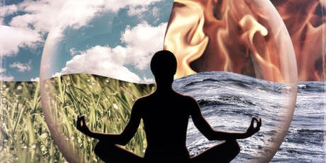 Spirituality in the Living Room~The 5 Elements Meditation Channels tickets