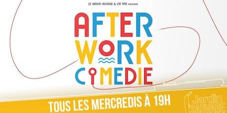 After Work Comédie tickets