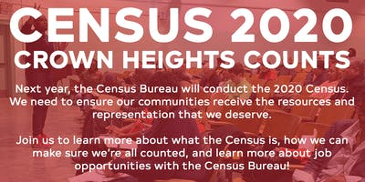 Census 2020: Crown Heights Counts