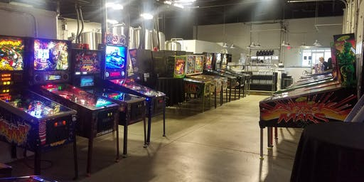 Free Play Pinball September 16th, 2019