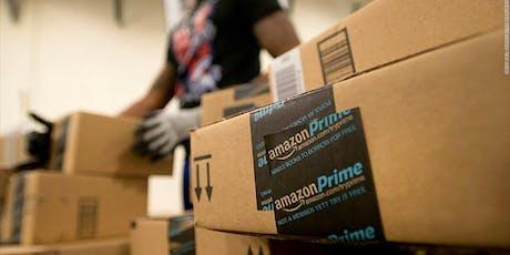 Create A Profitable Amazon Business Detroit tickets