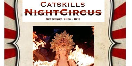 Catskills Night Circus tickets