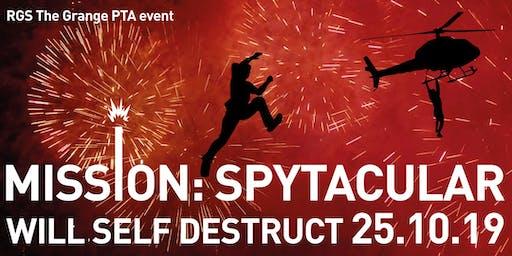 """Spytacular"" Fireworks Evening!"