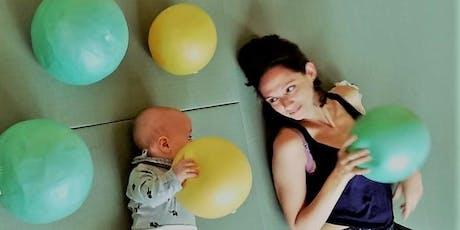 BABY MOVES Dalla nascita ai primi passi biglietti