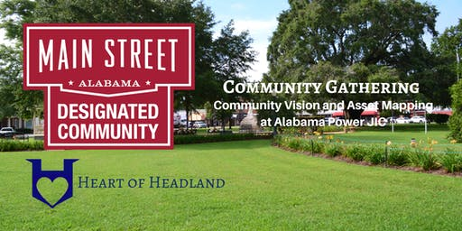 Community Vision and Asset Mapping Session in Headland