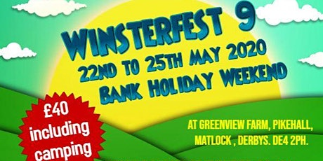 Winsterfest 10 tickets