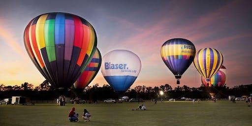 Free Fredericksburg Hot Air Balloon Festival & Polo Match