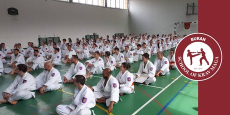 Learn self defense by Bukan School of Krav Maga tickets