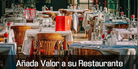 Añada valor a su restaurante - Industry Meet-Up (Fajardo) tickets
