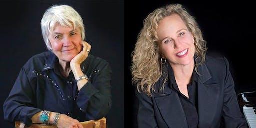 Cris Williamson and Barbara Higbie