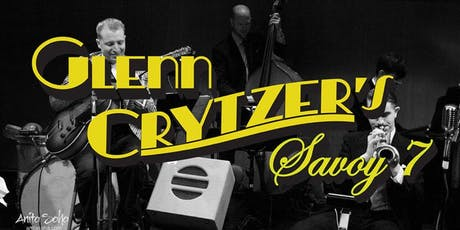 Swing Remix with Glenn Crytzer's Savoy Seven NOV 2 tickets