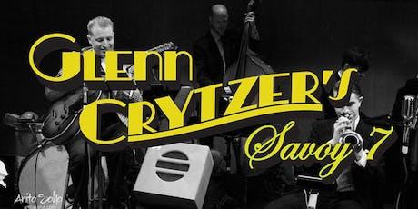 Swing Remix with Glenn Crytzer's Savoy Seven NOV 2 tickets