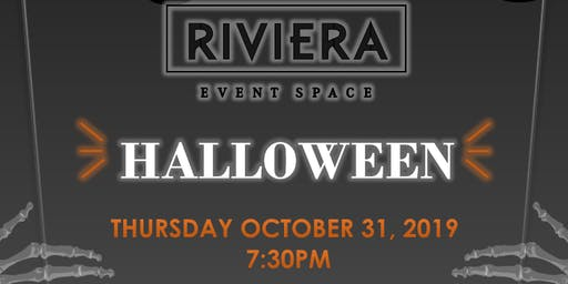 Riviera Halloween Party