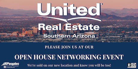 United Real Estate Southern Arizona Open House tickets