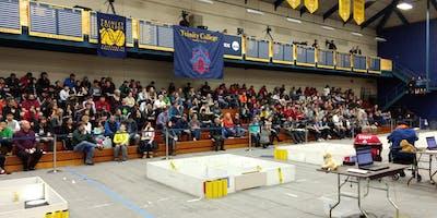 2020 Trinity College International Robot Contest Registration