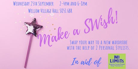 Make A SWish! (6-8pm EVENING EVENT £10) tickets