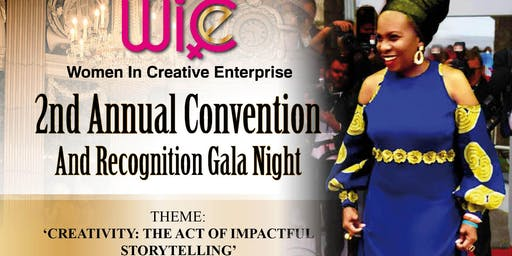 2ND WICE CONVENTION AND RECOGNITION GALA NIGHT 2019