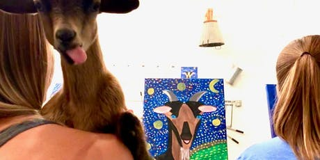 PAINTING WITH SHENANIGOATS tickets