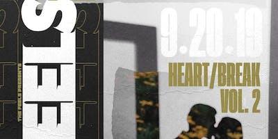 NO FEELS 19 x sarisuk & friends (heart/break vol 2. edition) 18+