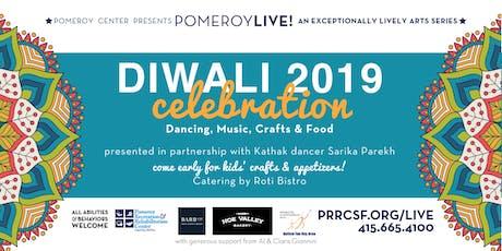 Pomeroy LIVE! Diwali 2019 Celebration tickets