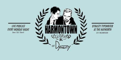 Harmontown w/ Flula Borg!
