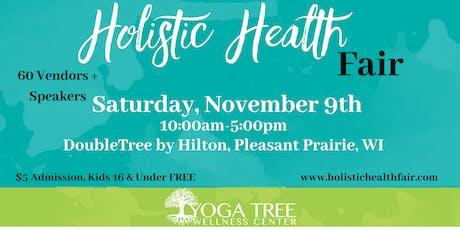 Holistic Health Fair  tickets
