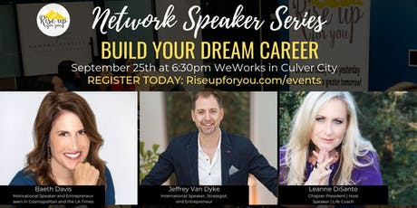Build Your Dream Career: Do What You're Born To Do, Not What You're Paid To Do! tickets