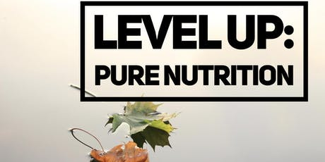 Pure Nutrition tickets