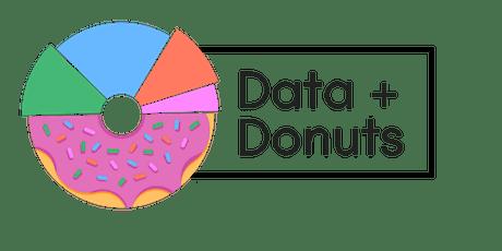 September 2019 Data + Donuts tickets