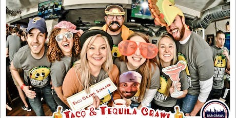 2nd Annual: Taco & Tequila Crawl: Soulard tickets