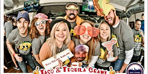 2nd Annual: Taco & Tequila Crawl: Soulard