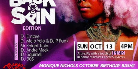 BACKSPIN-THE REUNION tickets