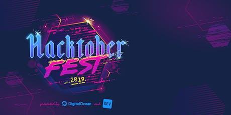 Hacktoberfest Day DC 2019 tickets