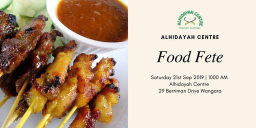 Alhidayah Centre Food Fete