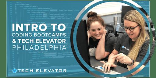 Intro to Coding Bootcamps & Tech Elevator - Philadelphia
