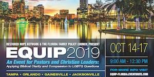 EQUIP | Florida - Oct. 14-17, 2019