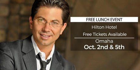 (FREE) Millionaire Success Habits revealed in Omaha by Dean Graziosi tickets