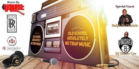 Queens Finest Old School Party w/Ralph McDaniels & Hot 97's DJ Mister Cee tickets