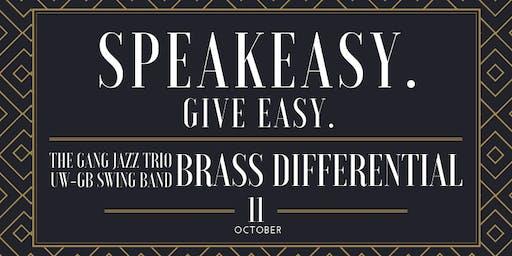 Speakeasy. Give Easy.