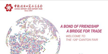 Canton Fair and China International Import Expo Promotion Conference tickets
