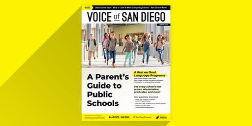 Parent's Guide to Public Schools Information Session: San Ysidro Library