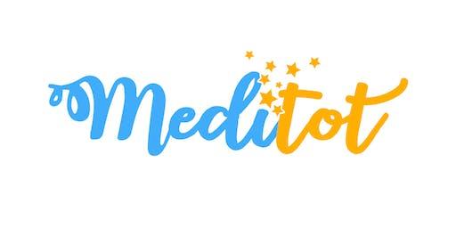 Meditot Children's Meditation & Mindfulness Classes (7-9 years old)