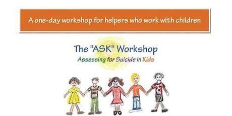 ASK workshop tickets