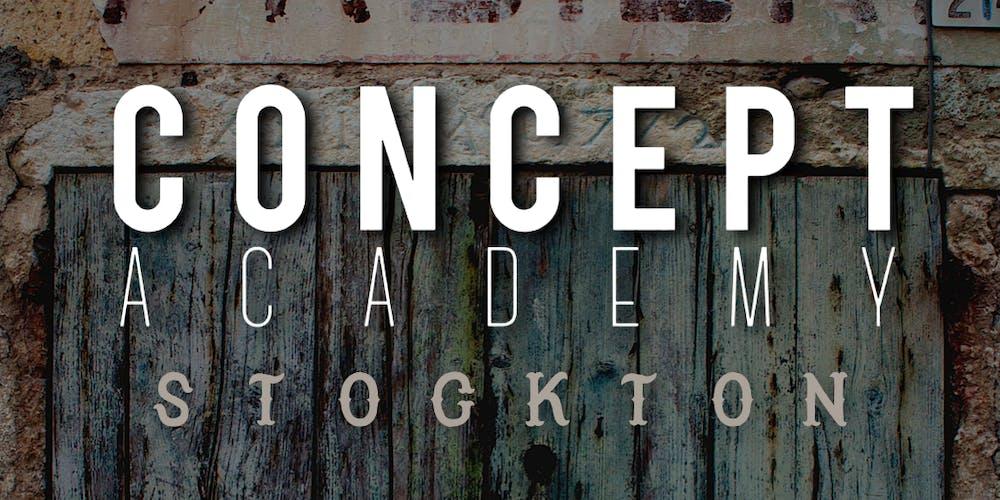 Concept STOCKTON Tickets, Mon, Oct 7, 2019 at 12:00 PM