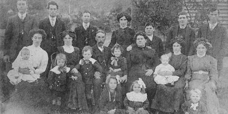 Organising and Preserving your Family History - Bateau Bay Library tickets